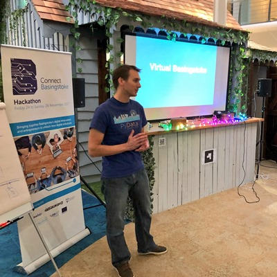 Basingstoke Hackathon 2017 - Team Virtual Basingstoke