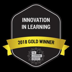 Innovation in Learning Award