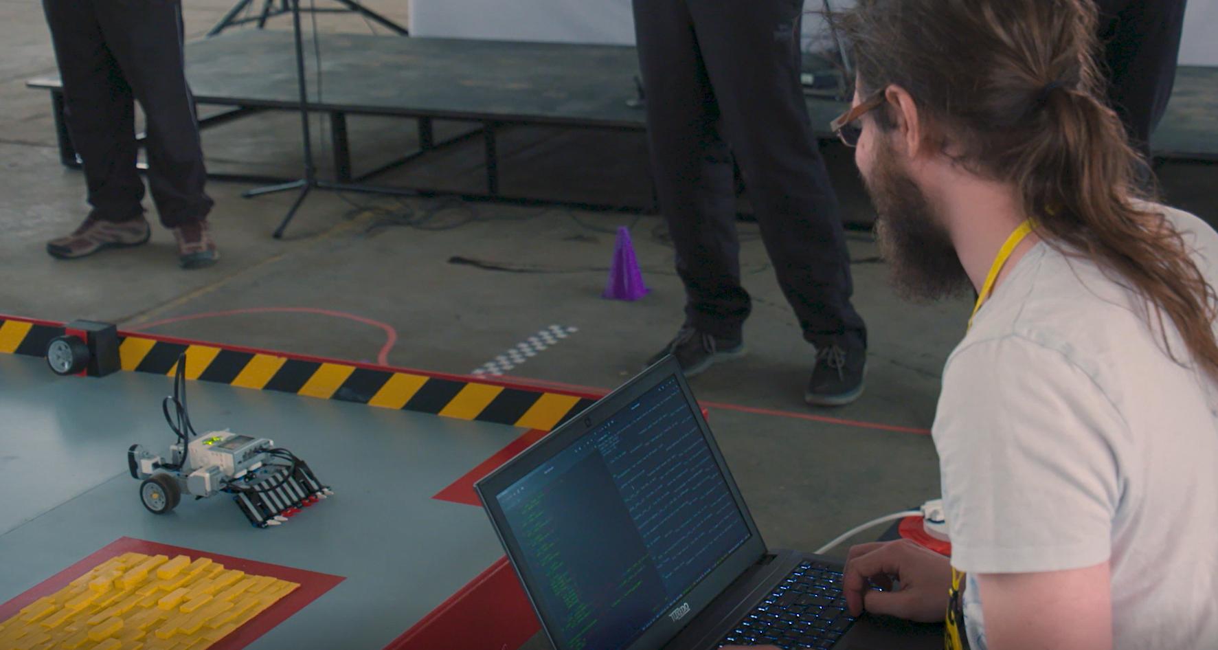 Robotacular Testing
