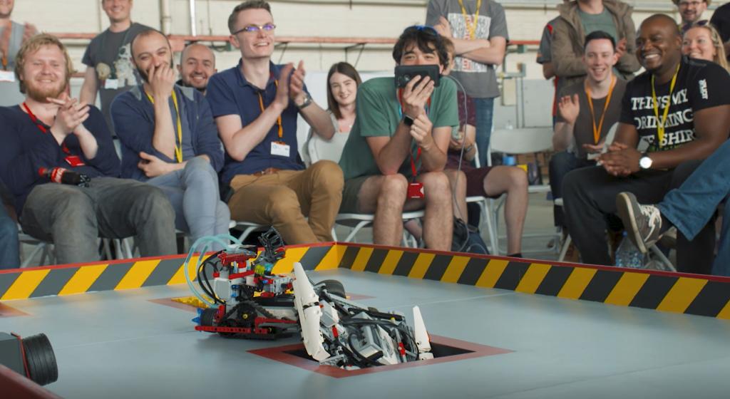 Robotacular Victory