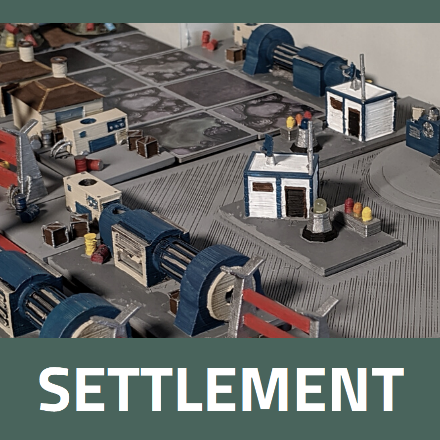 Defend the Settlements
